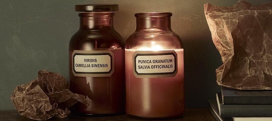 ルームフレグランス −2− 香りと明かりを楽しむフレグランスキャンドル