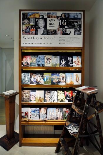 365日の1日を写真で切り取る『DAYS Book 365』。その日にまつわる人物や出来事を写真で紹介するフォトブックだ。