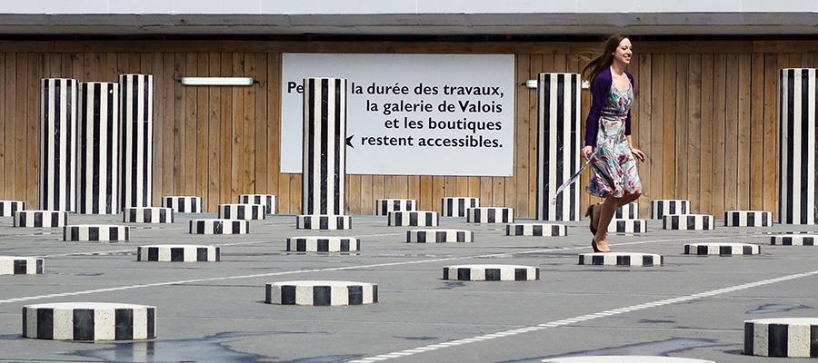 PARIS  今年の海外旅行、 パリで建築散歩はいかが?