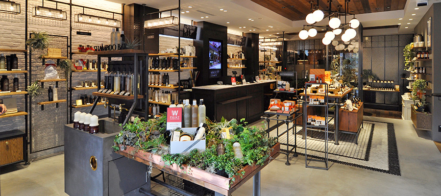 -healty&beauty- 表参道に日本初の旗艦店 ジョンマスターオーガニック