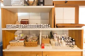 オイルは原料にこだわったオーストラリアのプロ使用の精油。