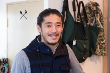 坪井盛朗さん。格闘技・ブラジリアン柔術の先生でもある。「Carpe diem Kamakura 」 bjjkamakura.com
