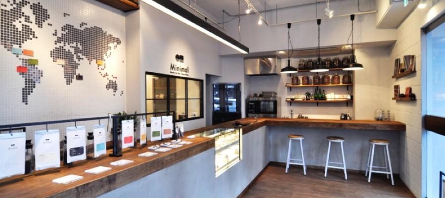 roaster-1- Bean to bar 専門店富ヶ谷「Minimal」
