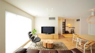 ヘーベルハウスの実例 住空間は独立させながら、育児などを助け合える家に