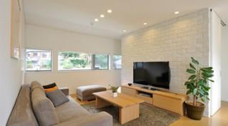 ヘーベルハウスの実例 温かみのある北欧家具、シンプルで上質な空間