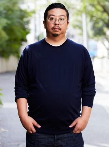 クリエイティブディレクターの南貴之氏。