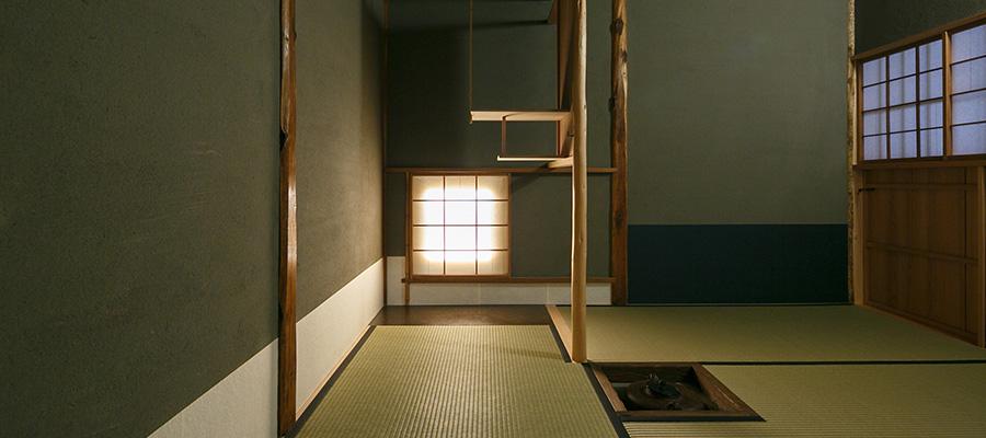 設計士兼大工の自邸 「茶室」という聖域のある住まい