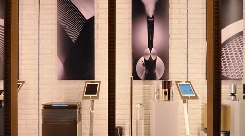 家電で変わるライフスタイル-2-日々の生活をより快適にする、アート&テクノロジーの世界