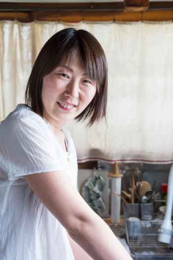 野菜生活研究家・鈴木富樹子さん。葉山生まれ。親子で楽しめる食農体験や野菜のある生活を提案。週の半分は千葉の農園で活動。 http://www.yasainoiroha.com
