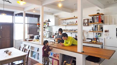 人気記事まとめリラックスできる、カフェスタイルの家