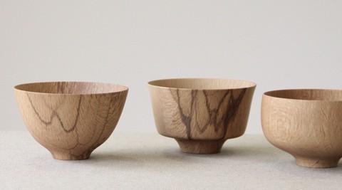 木の器 −2−日本の伝統美が詰まった力強く、凛とした佇まいの器