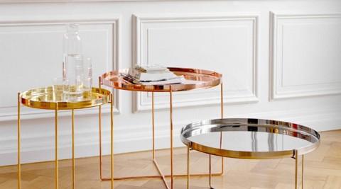サイドテーブル -1-美しく機能するモダンなサイドテーブル