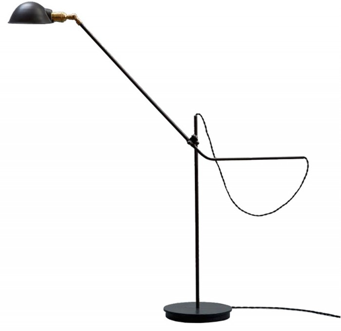 FLOOR LAMP W1220 D260 H765mm ¥140,000 WORKSTEAD/CIBONE Aoyama