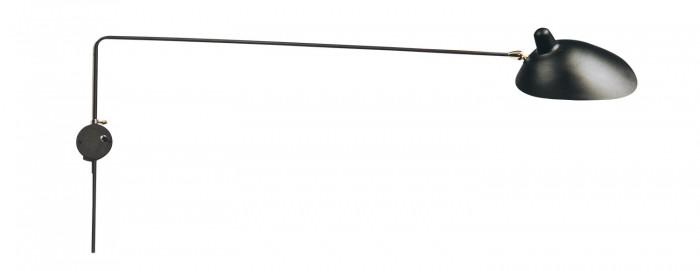 アプリク ミュラル アン ブラ ピヴォタン アーム1330 H500mm ¥65,000 Serge Mouille/IDÉE SHOP Midtown