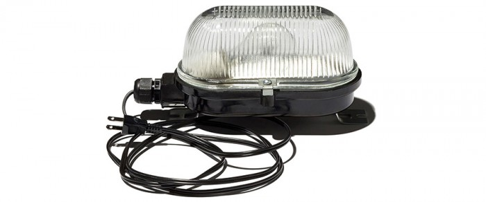 Duroplast lighting with plug W140 D130 H260mm ¥18,500 THPG/GENERAL VIEW