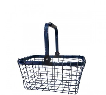 MARKET BASKET(NAVY) W395 D300 H200mm ¥2,800 PUEBCO