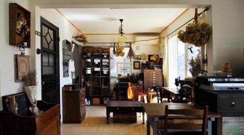 人気記事まとめ古い家具で味のある空間をアンティーク・インテリアの家
