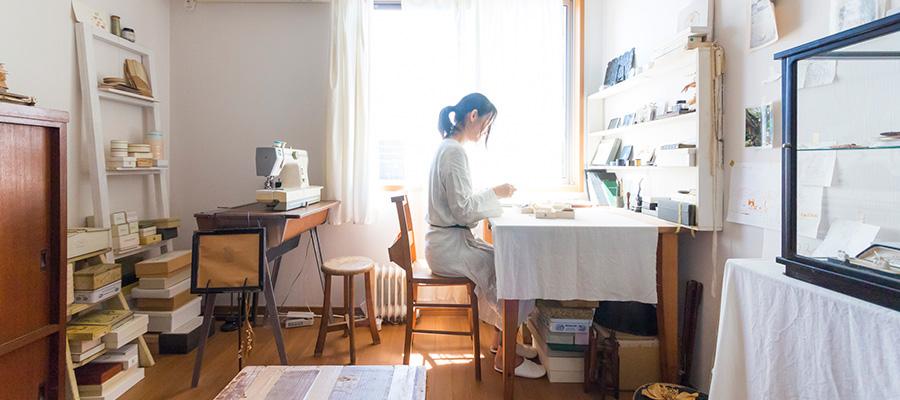 葉山の暮らしを満喫  フレンチシックに彩られた クリエイターの住空間