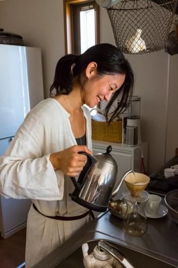 Ananöとして活動する溝江里映さん。出身地の加須市観光大使も務めている。