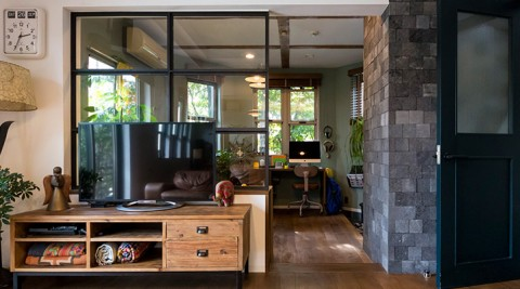 家族が集う風通しのよい家築浅物件のよさを活かしながら自分好みにリノベーション
