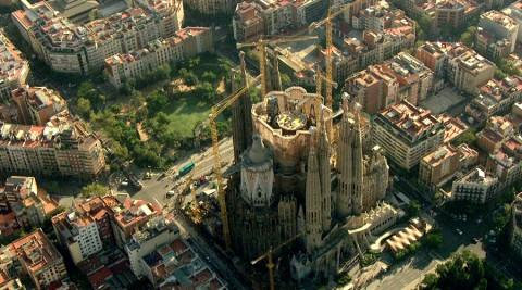 建築ムービーガウディ、未完の傑作が映画にサグラダ・ファミリアの真実