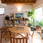 自然を取り込む建築家の自邸12坪の敷地で、豊かに暮らせる工夫