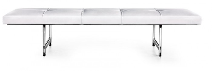 FOSTER 510 Bench without back W2010 D610 H440mm ¥617,000 Walter Knoll(yamagiwa tokyo)