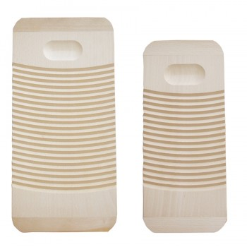 栃木の洗濯板M 約W190 H400 D15mm¥3,500S 約W147 H350 D15mm¥2,000谷中 松野屋