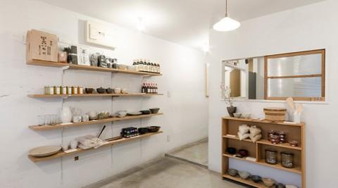 暮らしの道具-2-西荻窪にひっそり佇む、食と道具の店「364」