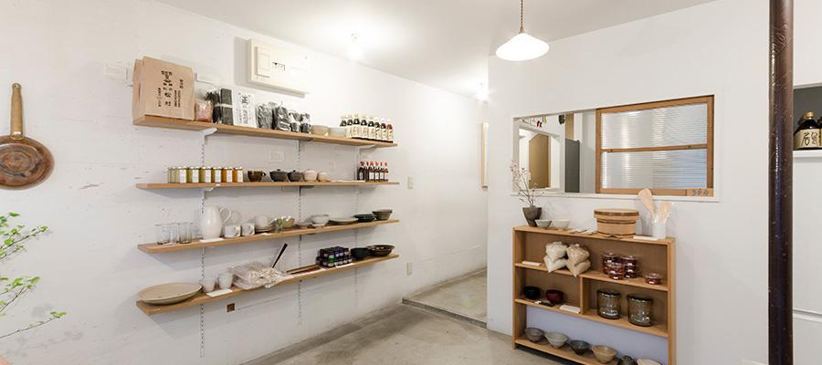暮らしの道具-2- 西荻窪にひっそり佇む、 食と道具の店「364」
