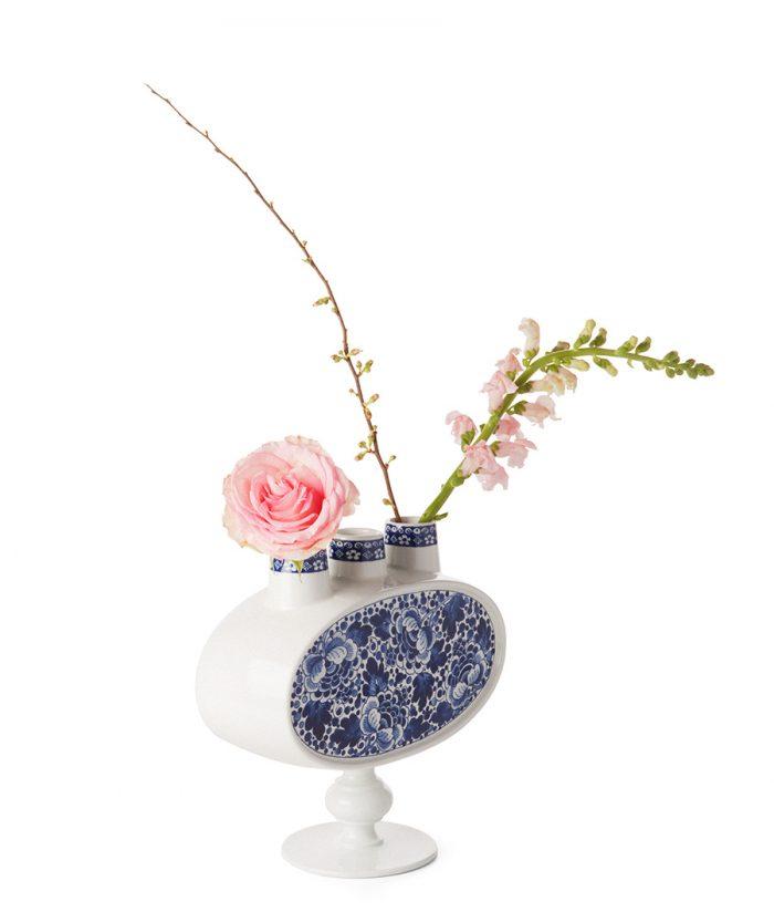 モダンな生花のような雰囲気にも。