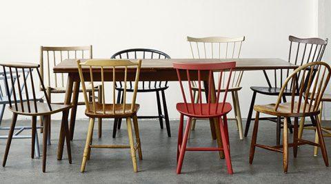 Windsor Chair −1−古くから愛されてきた伝統的なウィンザーチェア