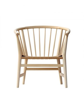 PP112 Easy Chair W700 D620 H760 SH380mm ¥500,000〜 PP Møbler/Scandinavian Living