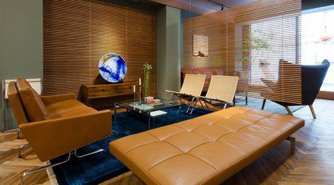 デンマークの家具ー1ー銀座でデンマークに触れる 「ダンスク ムーベル ギャラリー」