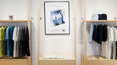 T shirts-2ジェームス・ボンドも愛用英国の老舗「SUNSPEL」