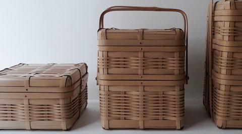 竹の道具 −2−手仕事から生まれた日本の竹ざる・竹かご