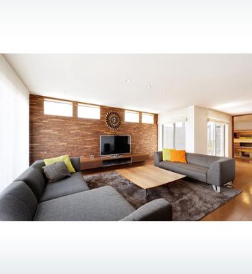 ヘーベルハウスの実例4階建てで2世帯多彩な空間を叶えた住まい