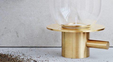 真鍮・銅 −2−素材感が際立つタイムレスなデザイン