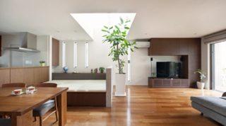 ヘーベルハウスの実例収納の工夫と機能的な洗濯動線共働き家族が楽しく暮らす家