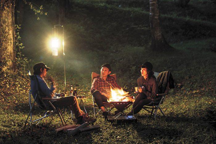 ゆらめく炎を眺めながらゆったりと過ごしてみてはいかがでしょうか。