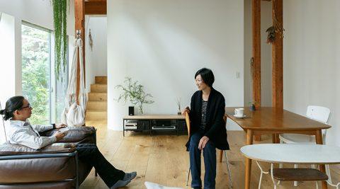 リノベーションの可能性築62年の古家を再生した建築家の自邸
