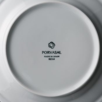 PORVASALのロゴマーク。