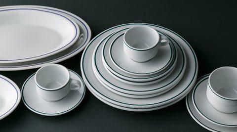業務用食器 −2−プロに愛されるカジュアルなテーブルウエア