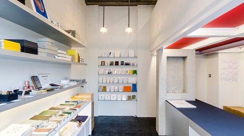 紙の専門店-1-「PAPIER LABO.」で見つける心地よい紙文具