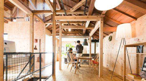 リノベ物件を自分スタイルにリノベーション済みの住宅を自分たちでカスタマイズ
