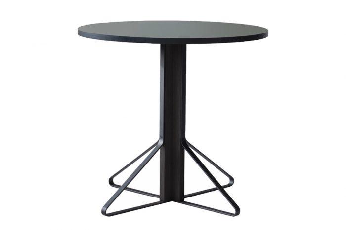 REB003 カアリ テーブル(受注生産につき納期約5ヶ月) φ800 H740mm ¥122,100〜 アルテック