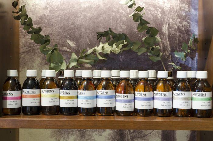 スパイシーな香りや爽やかな香りなど13種類の個性的なフレングランスから好みのものをセレクト。