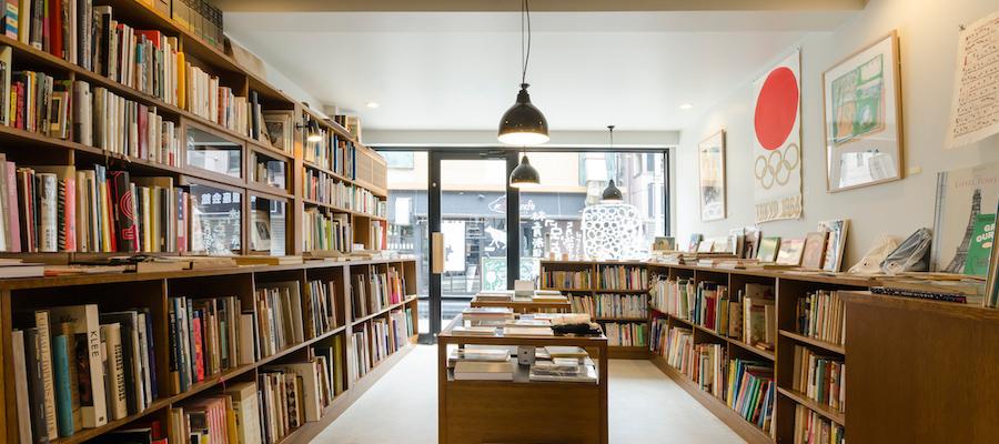 街の本屋-1-美しい本を探しに中目黒「dessin」へ