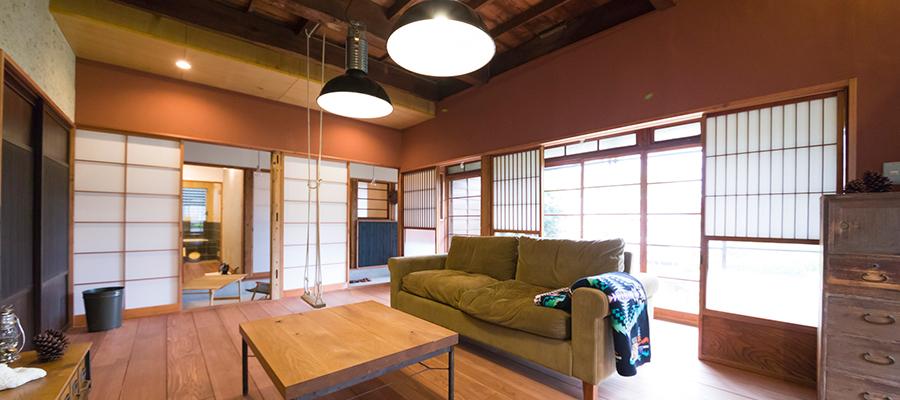 戦時中の木造家屋をリノベする曽祖父から家を受け継ぎ味わいを生かして再生