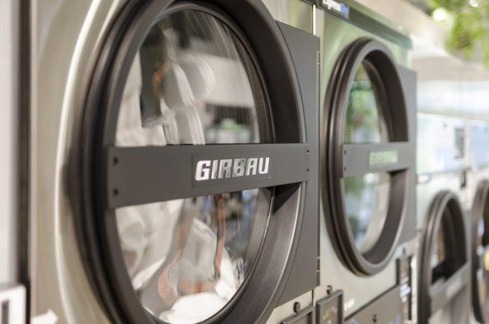 パワフルでデザイン性の高い、スペイン製ウォッシュマシーン「GIRBAU」。